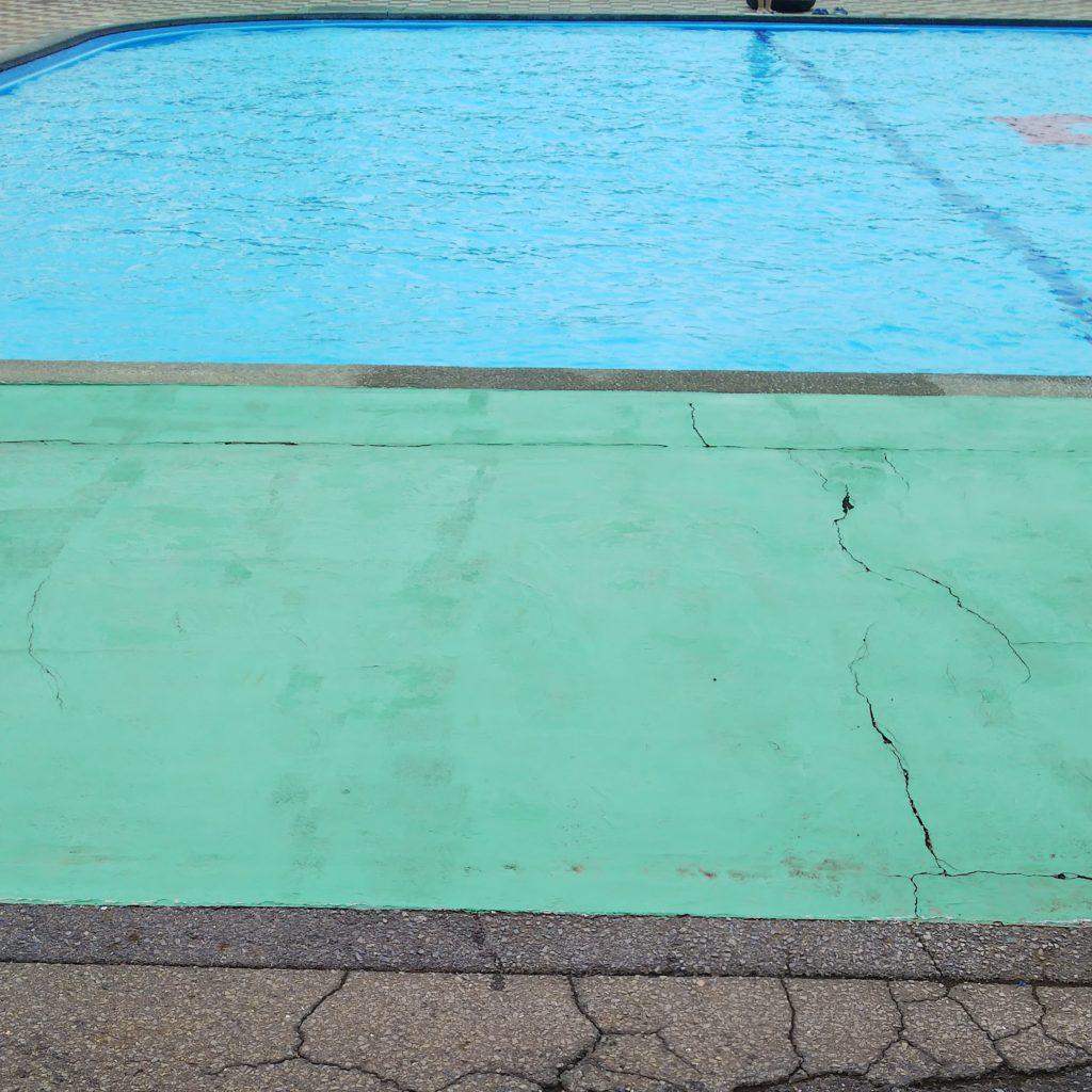さいたま水上公園スライダー滑走の距離測定方法