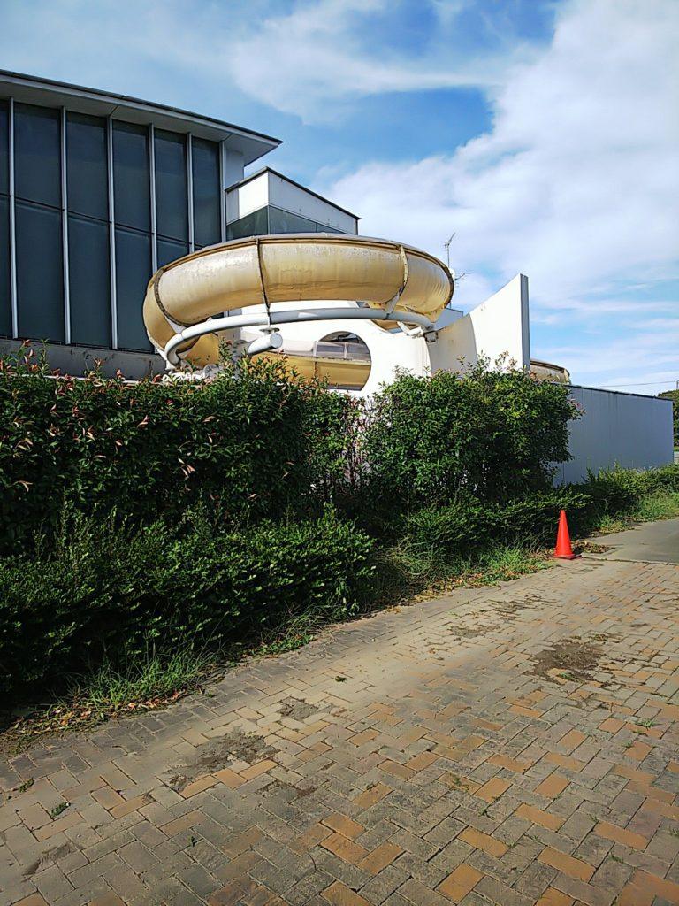 白岡市B&G海洋センターへスライダーオフシーズントレーニング