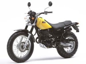 ドラマのヒロインの様にバイクに乗りたい!