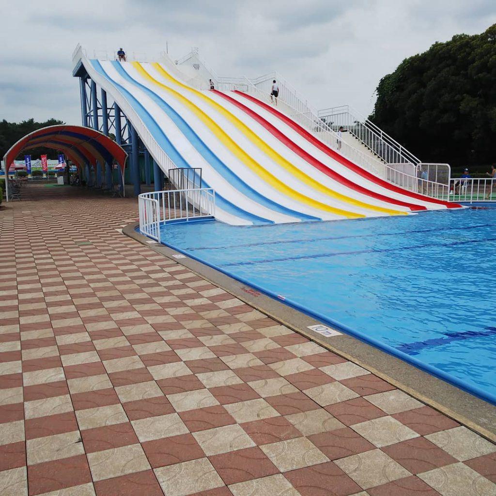 2019年令和元年スライダーシーズン開幕!さいたま水上公園