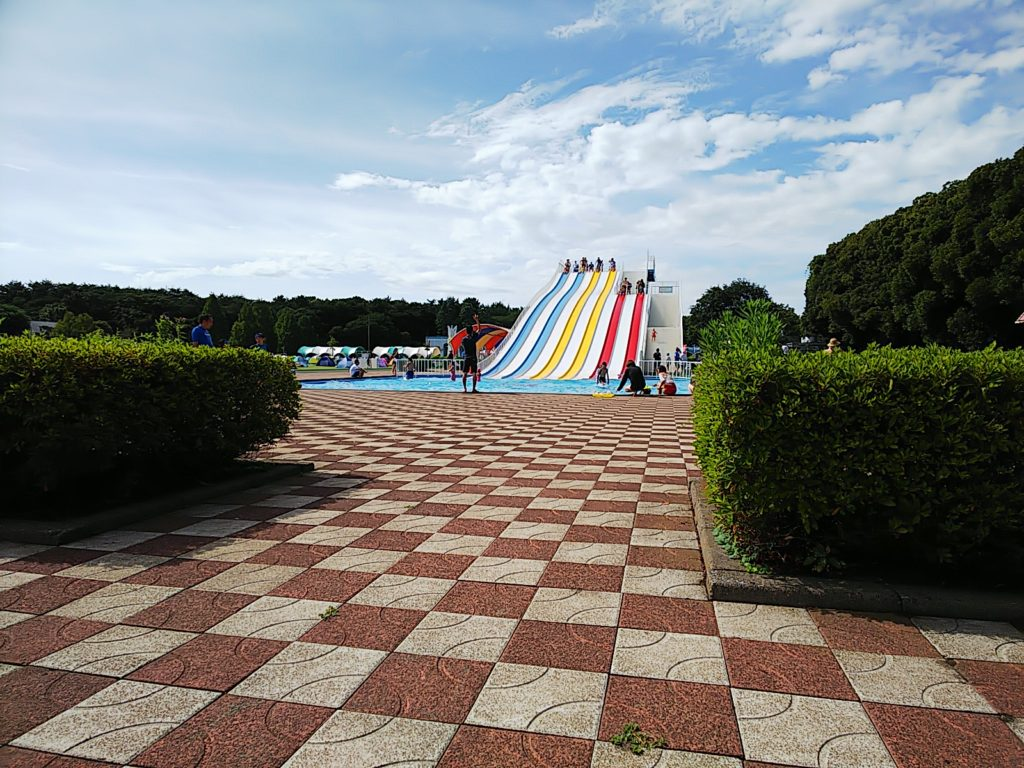 2019年さいたま水上公園が一時休園