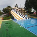 令和元年ラストのしらこばと水上公園スライダー滑走!
